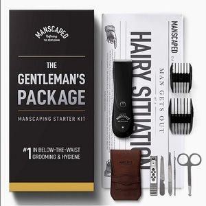 Manscaped The Gentleman's Package